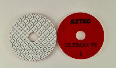 Aztec Ultimax V5 Diamond Wet Stone Polishing Granite Engineered Stone