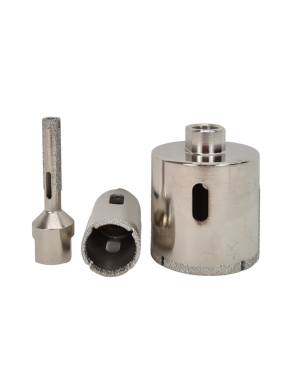 VACUUM BRAZED DIAMOND CORE DRILLS