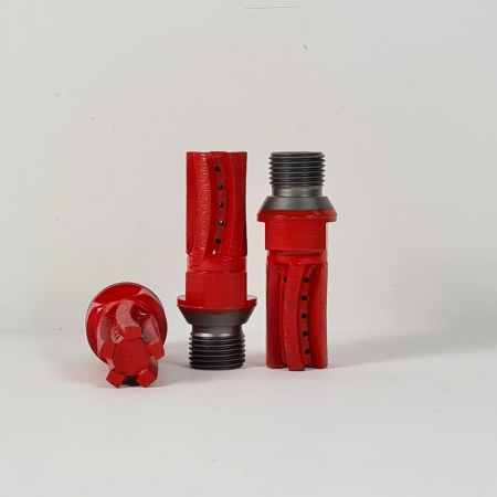 Red Router for Extremely Hard Granite