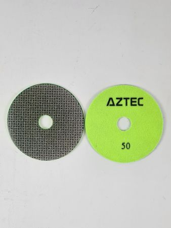 Aztec Electroface Flexible Diamond Polishing Pads