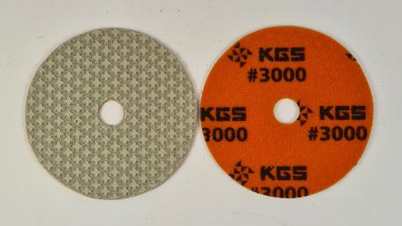 KGS Swiflex XX 100mm Velcro (Pack of 3)