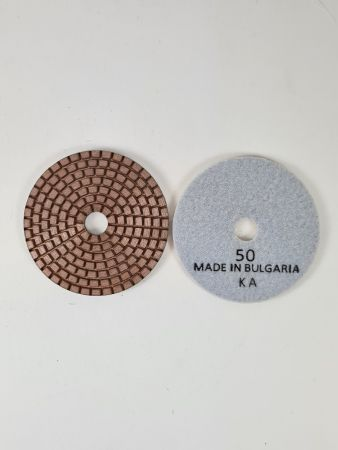 100mm 50G Metallic Copper Bonded Pad