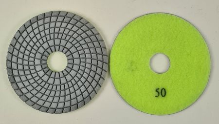 100mm Dekton Wet & Dry Polishing Pads