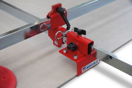 Super Thin Slab Modular Handling Frame with 6 Suction Cups to raise to 120KG