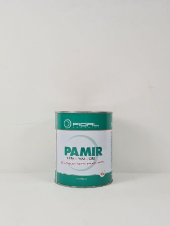 1ltr Pamir Wax in Black or Clear