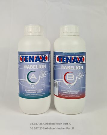ABELION EPOXY LIQUID RESIN FOR MESH AND FILLING