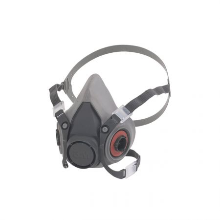 3M 6300 Half Face Mask Large