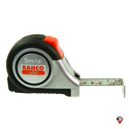5M Bahco Stainless Steel Tape Measure