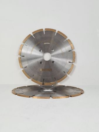 Diamut 210mm Marble Saw Blade for CNC Machines