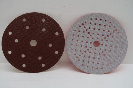 150mm Velcro Absolute Multi Hole Corian Discs