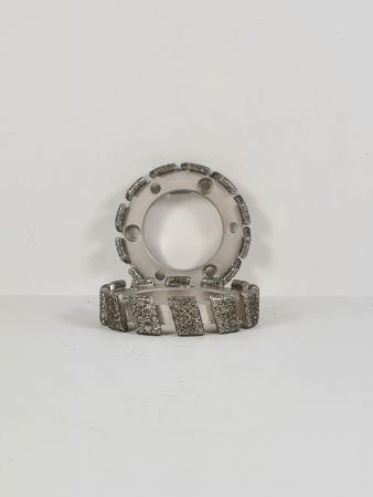 Electroplated Milling Wheel