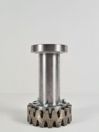 6 Hole Flange Extension to 6 Hole Flange 133mm Long