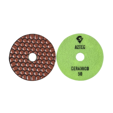 AZTEC CERAMICO DRY POLISHING PADS