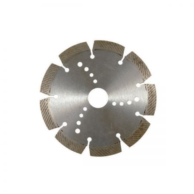 Bulldog Segmented Small Stone Cutting Blade - Stonegate Tooling