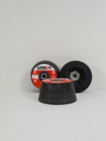 Carborundum Wheels - Cone