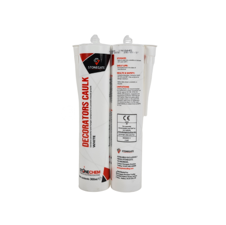 StoneCHEM© Decorators Caulk 300ml White