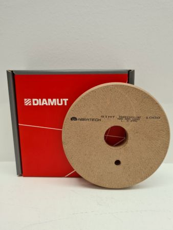 Diamut Engineered Stone Lux Flute Wheel 1000Grit