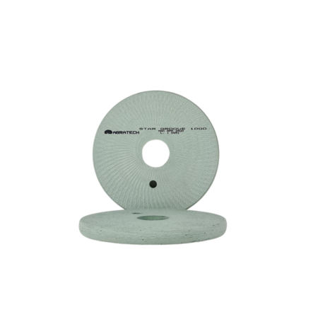 DIAMUT LUX FLUTE WHEEL FOR GRANITE 1000GRIT