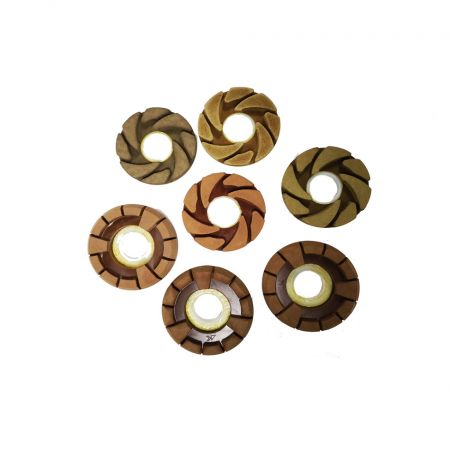 DIAMUT RECESS DRAIN WHEELS (SNAIL LOCK)
