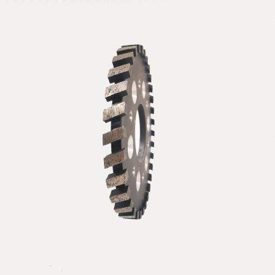 170mm Seg Wheel 6x8mm holes @ 100 PCD 60mm Bore