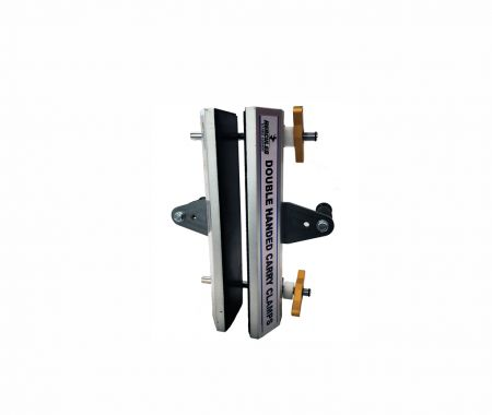 Stonegate Double Handed Carry Clamps (Pr) WLL 400KG T. Rods