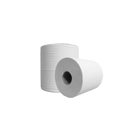 Standard White Roll x 195mm