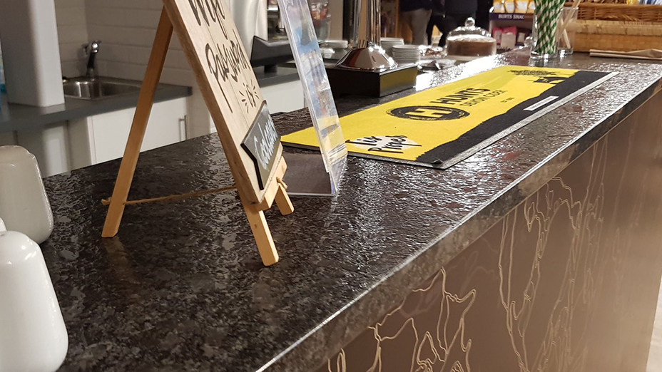 All You Need To Know About Textured Worktops