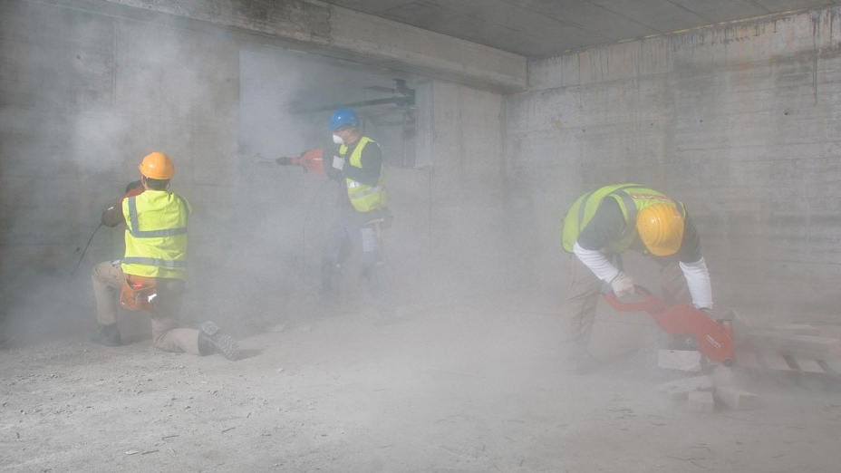 HSE cracks down on stone dust and issues fabricator with an £18,000 fine.