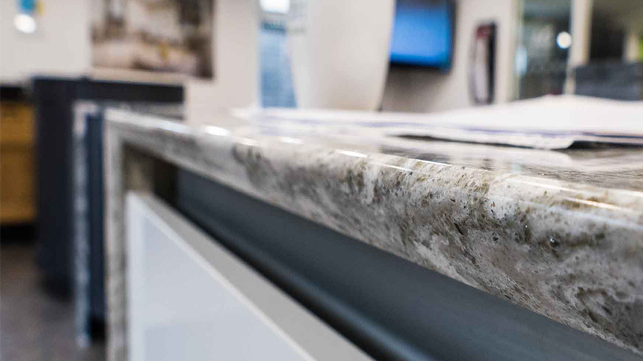 Will Offering A Variety Of Counter-top Edge Profile Options Give Your Showroom The Competitive Edge?