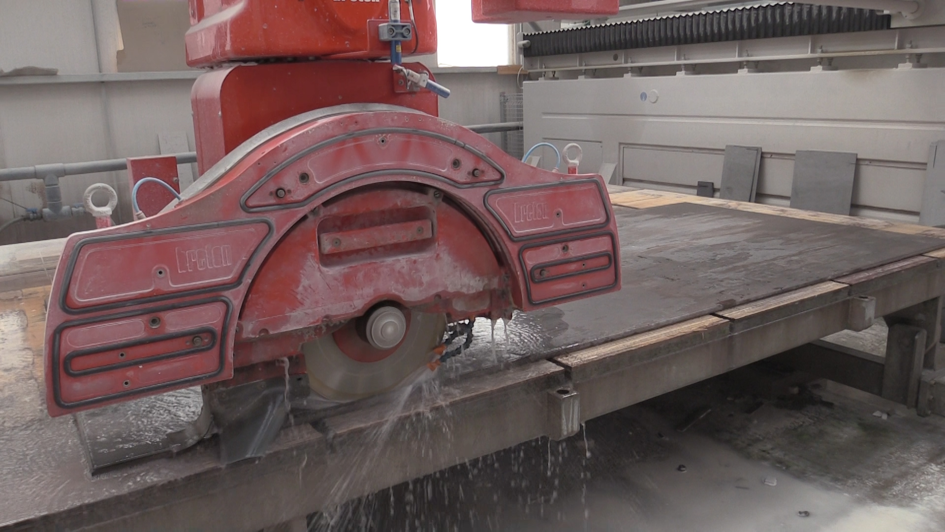 wetting cutting evogres bridge saw blade - stonegate