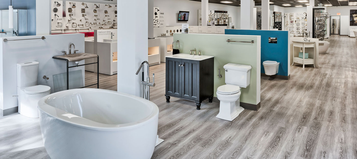 kitchen bathroom showroom