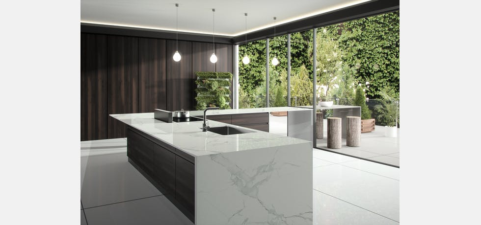 Dekton Kitchen Natura