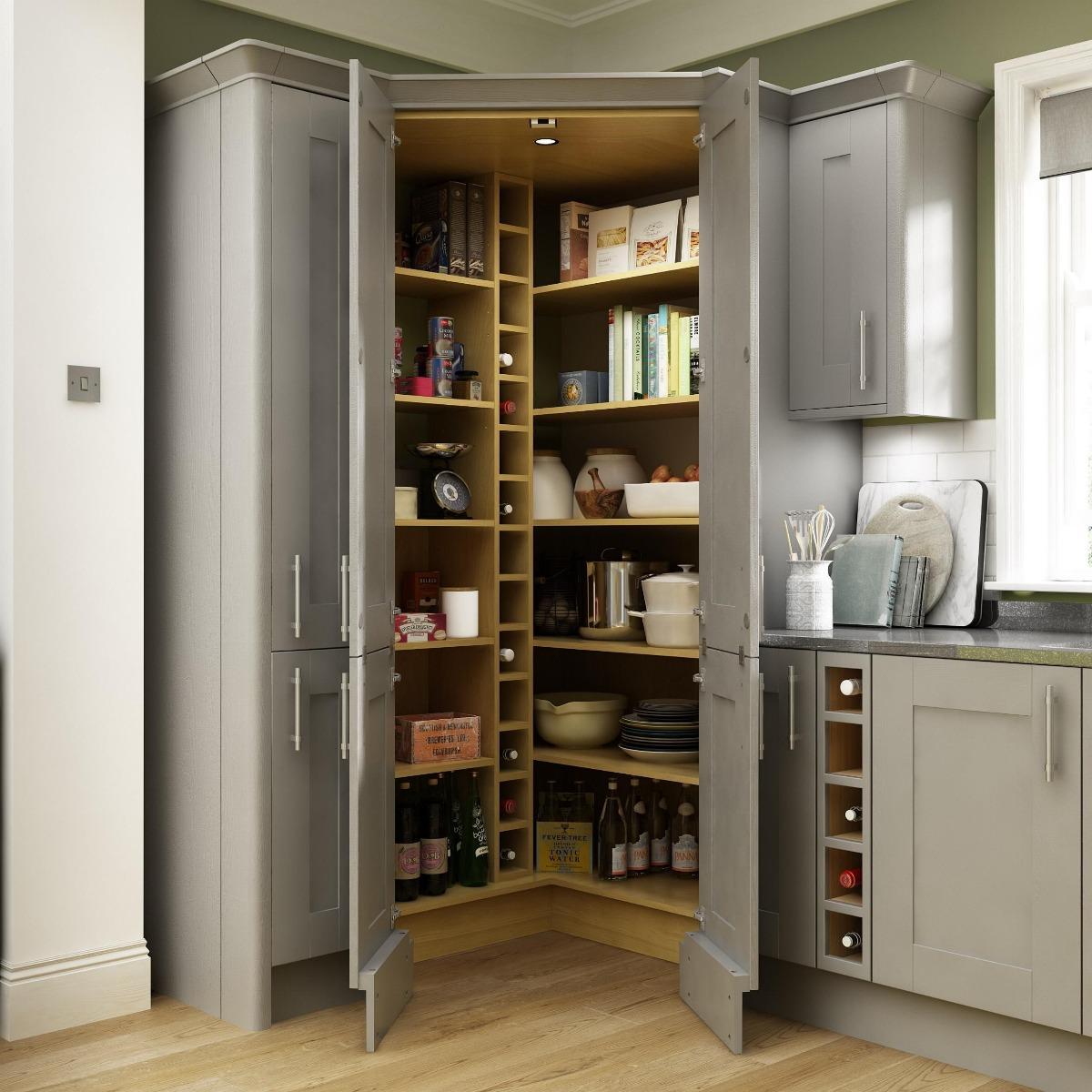 kitchen larder-stone-kitchen