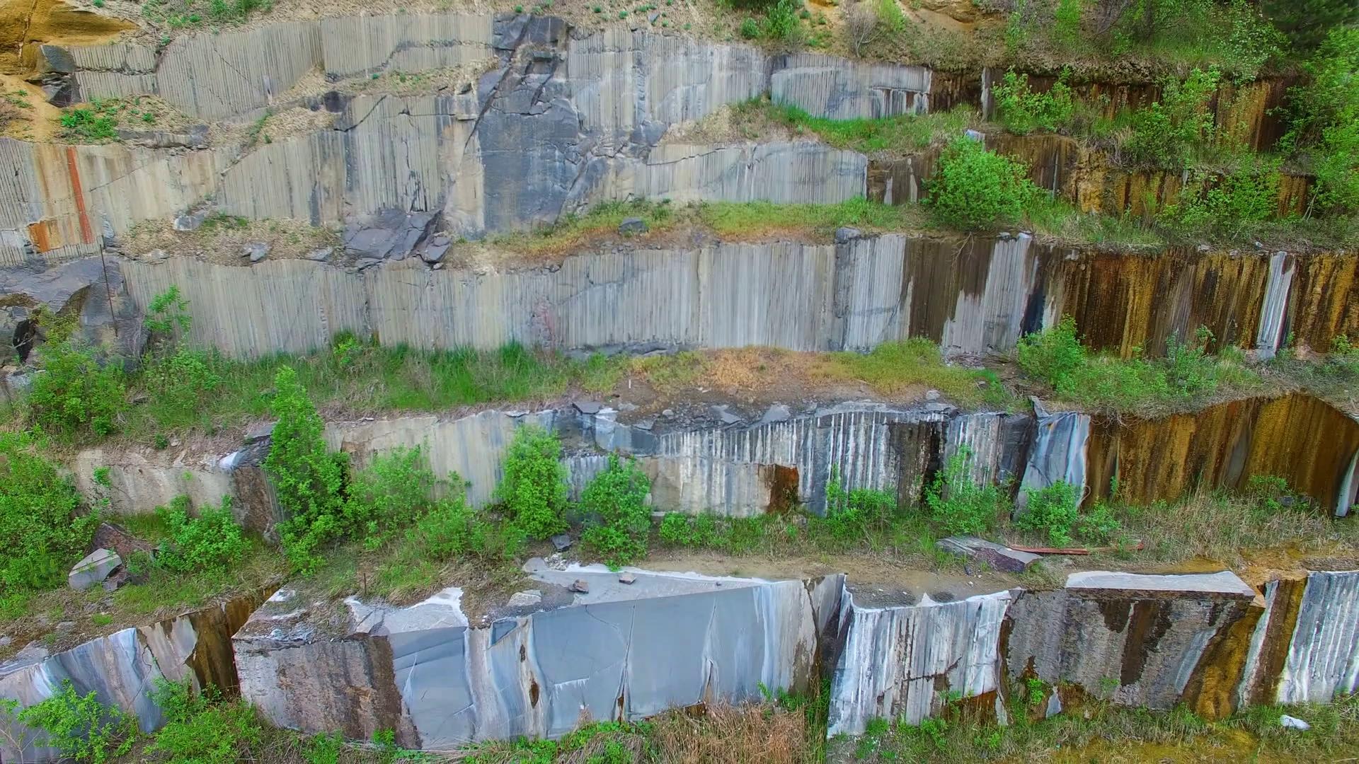 Mining Granite