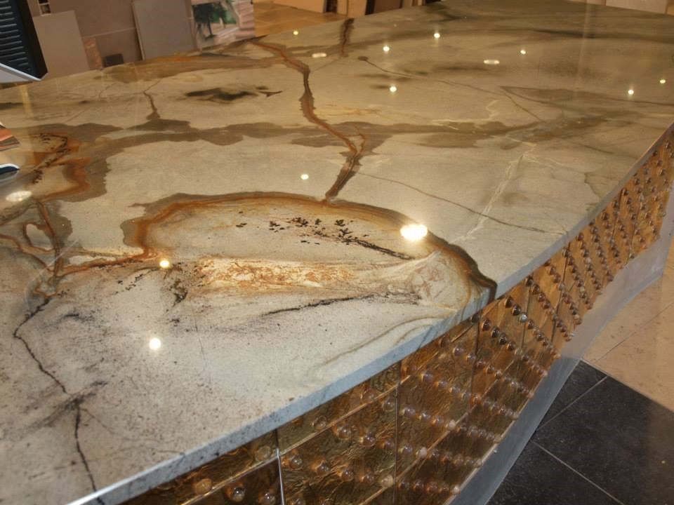 Natural Stone Surfaces Installation
