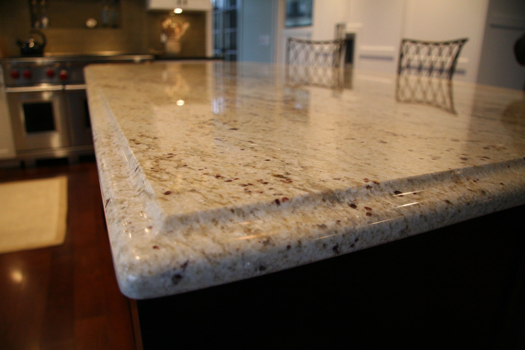 Kitchen counter top cnc ogee profile- edge profile