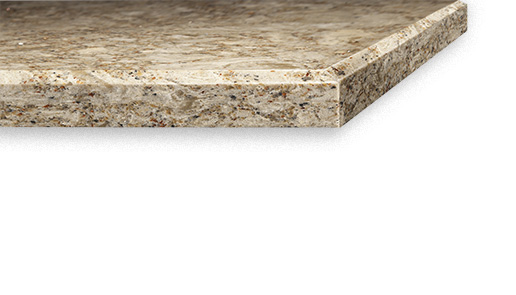 Z profile Kitchen Countertop - cnc-Stonegatetooling
